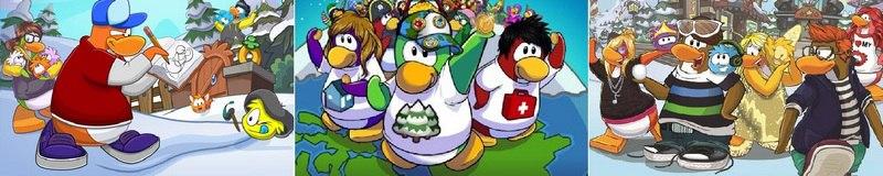 Игры клуб пингвинов