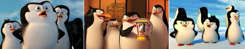 Игры Пингвины из Мадагаскара
