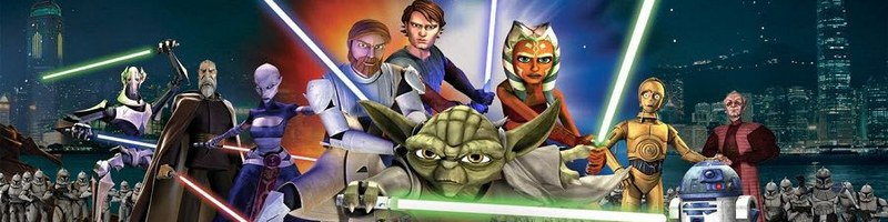 Star Wars: The Clone Wars - Watch anime online, Watch