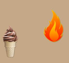 Холодное или горячее