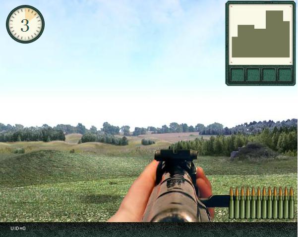 Меткий стрелок: стрельба из автомата ак 47