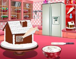 Новогодняя кухня Сары