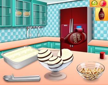 Кухня Сары: домашнее мороженое