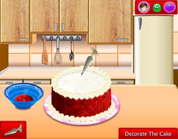 Кухня Сары: готовим торт