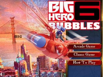 Город героев пузырьки