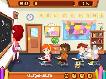 Игра в классе