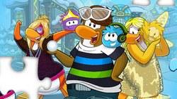Клуб пингвинов: Пазлы