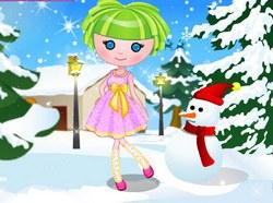 Зимний Образ Куклы