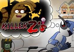 Обычный Мультик: Убийца Z