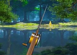 Рыбалка на Лесном Озере