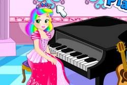 Джульетта урок на пианино
