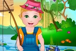 Принцесса Джульетта: День рыбалки