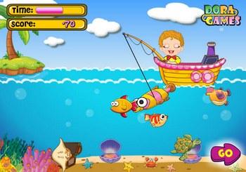 рыбалка детские сайты