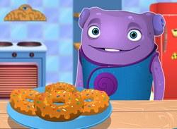 Дом О готовит пончики