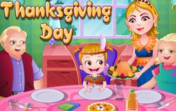 Малышка Хейзел: День благодарения