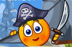 Спаси апельсин - пиратское приключение
