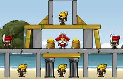 Герой осады: Пират Пилладж