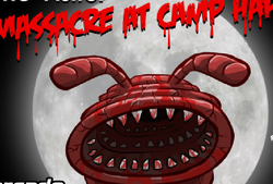 Резня в лагере