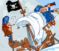 Пираты: Арктическое сокровище
