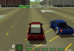 Симулятор вождения 3D