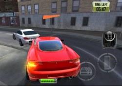 Симулятор вождения автомобиля по городу 3Д