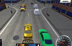 Симулятор такси в 3д