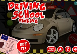 Школа вождения и парковки