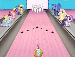 Боулинг с пони