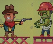 Стреляй по зомби стреляй 2