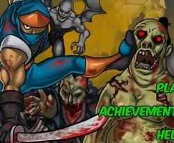 Ниндзя против Зомби 2
