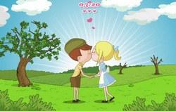 Сказочный поцелуй