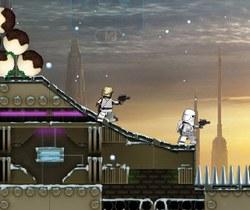 Звёздные Войны Лего: Бродилка