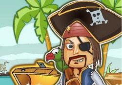 Поиск предметов: Пиратское золото