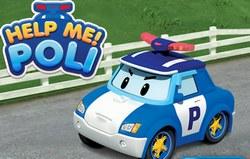 Игра Робокар Поли Спасает Автобус