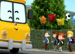 «Робокар Поли: автомойка»