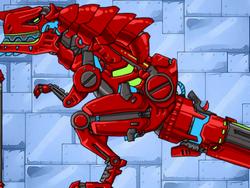 Игра Красный Тираннозавр