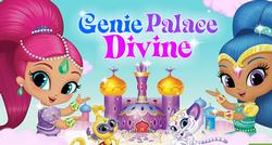 Шиммер и Шайн: Божественный Дворец Джиннов