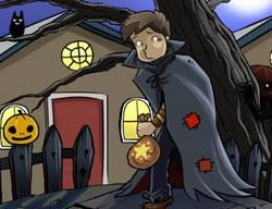 Мистер Тыква и ночь на Хэллоуин