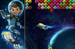 Майлз с другой планеты: Стрелок пузырями