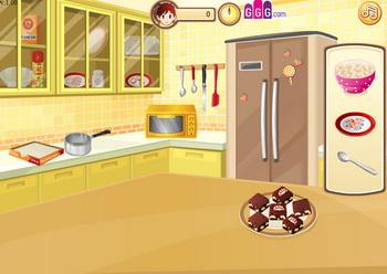 Кухня Сары: Ореховая помадка