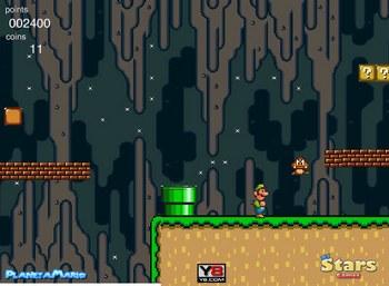 Марио в подземном мире