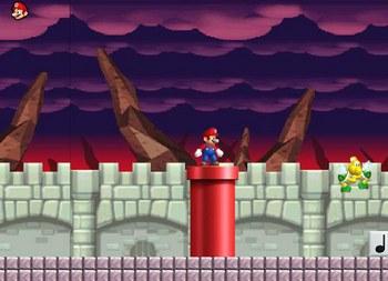 Приключение Марио