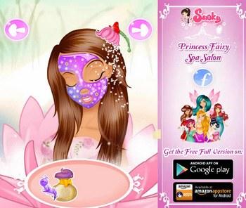 Игры для девочек одевалки прически макияж маникюр