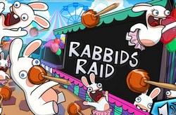 Бешеные кролики вторжение: Атака кроликов
