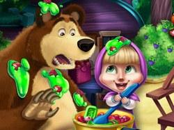 Маша и Медведь: Беда на Кухни