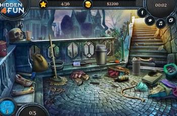Приют Духа играть онлайн бесплатно - Игры Поиск предметов