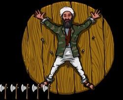Бросок в Бен Ладен
