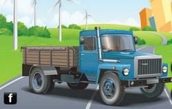 Вождение грузовика