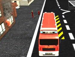 Вождение Пожарной машины