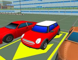 Городская Парковка 3Д
